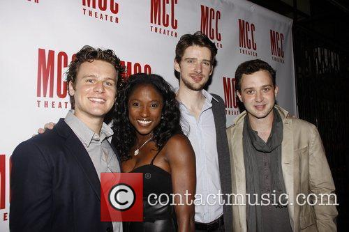 Afterparty for the World premiere of the MCC...