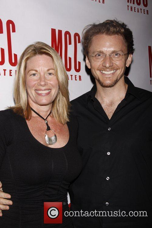 Marin Mazzie and Jason Danieley Afterparty for the...