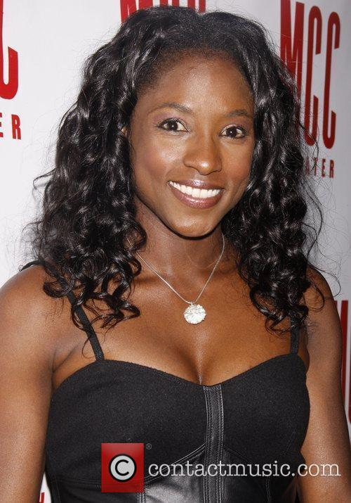 Rutina Wesley Afterparty for the World premiere of...