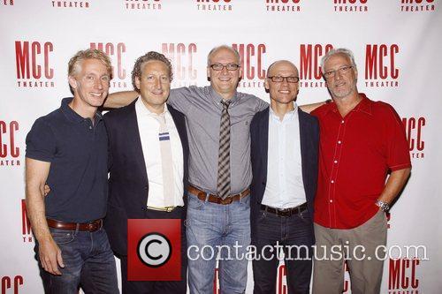 Blake West, Bernard Telsey, Jeff Talbott, William Cantler...