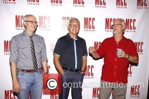 Jeff Talbott, Walter Bobbie and Robert LuPone Meet...
