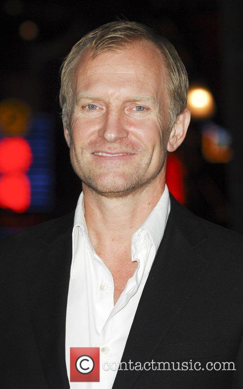 Ulrich Thomsen 'The Thing' Los Angeles Premiere held...