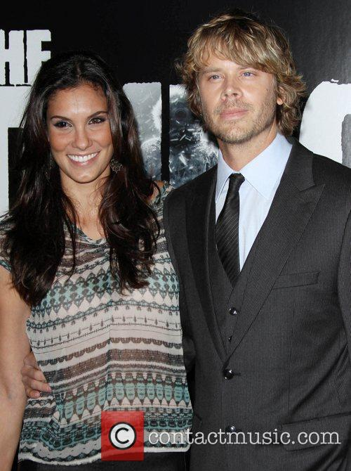 Picture - Daniela Ruah and Eric Christian Olsen