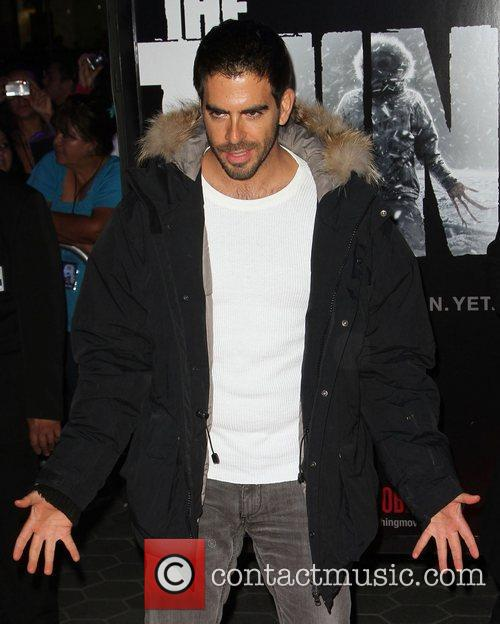 Eli Roth 'The Thing' Los Angeles Premiere held...
