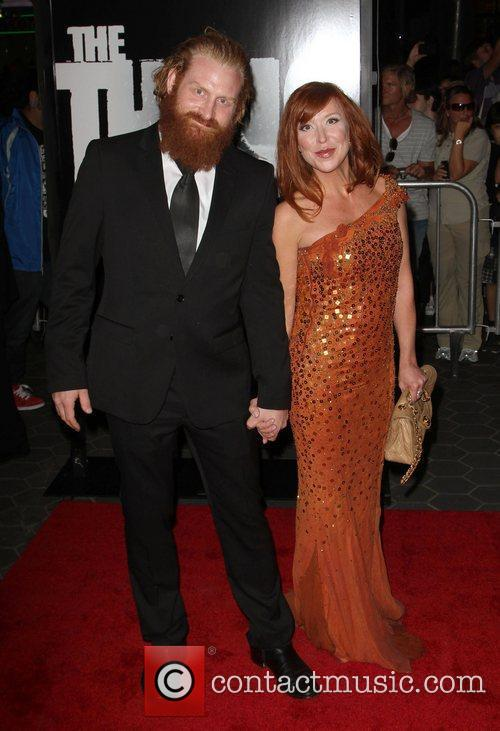 Kristofer Hivju and Guest 'The Thing' Los Angeles...