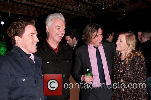 Rob Brydon, David Byrne and Steve Coogan 5