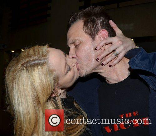 Michael Biehn and Jennifer Blanc 2