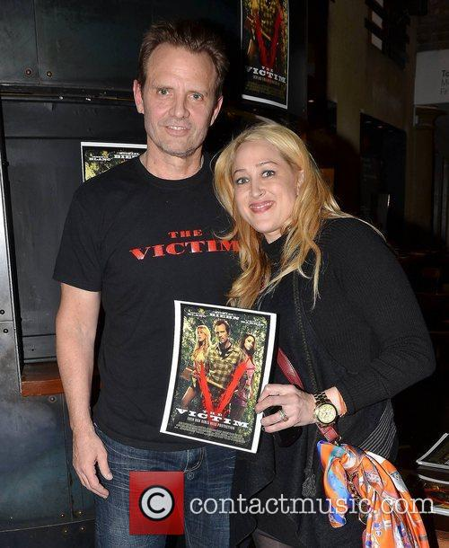 Michael Biehn and Jennifer Blanc 1