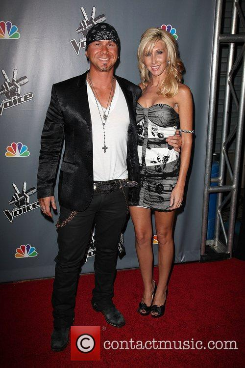 Jared Blake and guest 'The Voice' Live Finale...