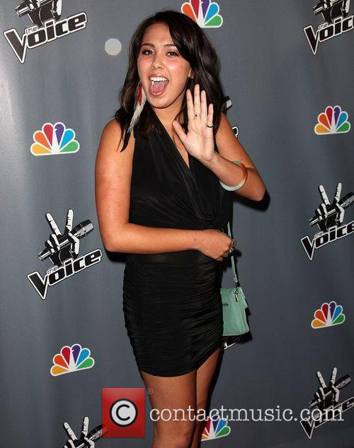Julia Eason 'The Voice' Live Finale Wrap Party...