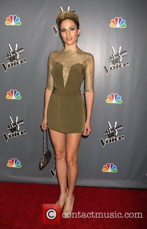 Alison Haislip 'The Voice' Live Finale Wrap Party...