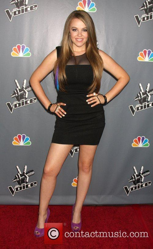 Lily Elise 'The Voice' Live Finale Wrap Party...