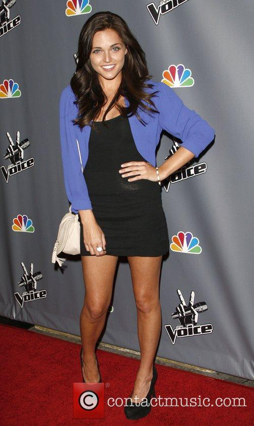 Kelsey Rey 'The Voice' Live Finale Wrap Party...