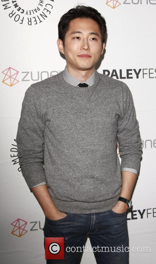 Steven Yeun 'The Walking Dead' Paley Festival 2011...