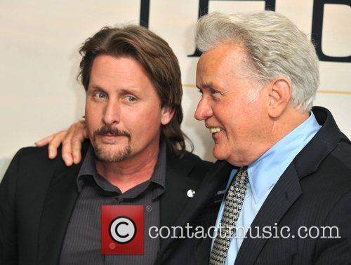 Emilio Estevez and Martin Sheen 3