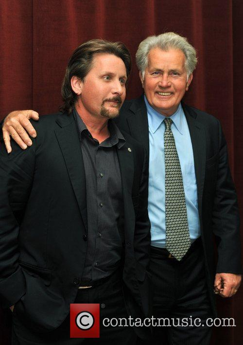 Emilio Estevez and Martin Sheen 2