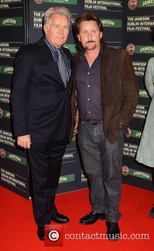Martin Sheen and Emilio Estevez 6