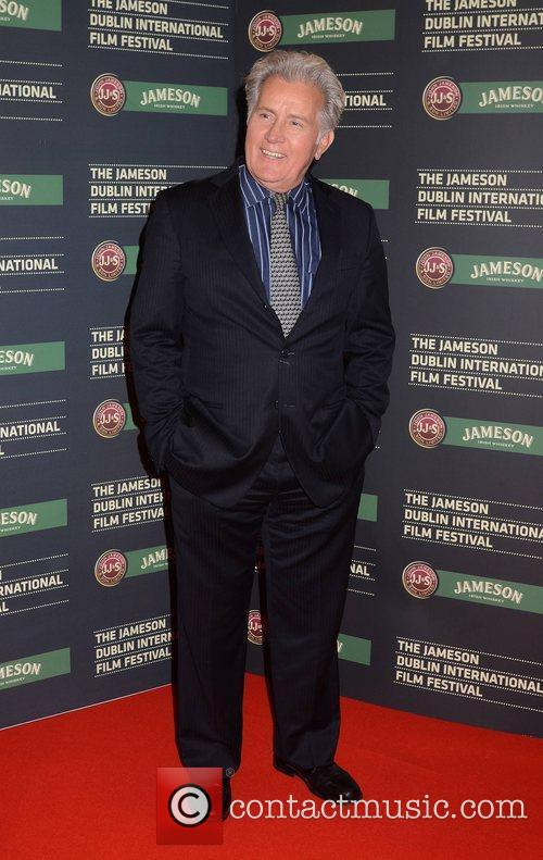 Martin Sheen 'The Way' Irish premiere held at...
