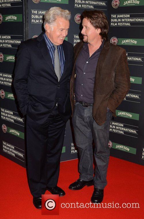 Martin Sheen and Emilio Estevez  'The Way'...