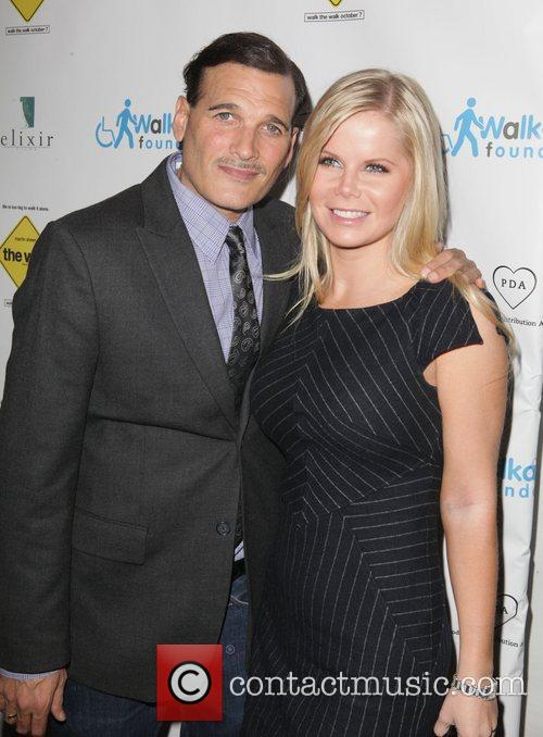 At the premiere of 'The Way' to benefit...