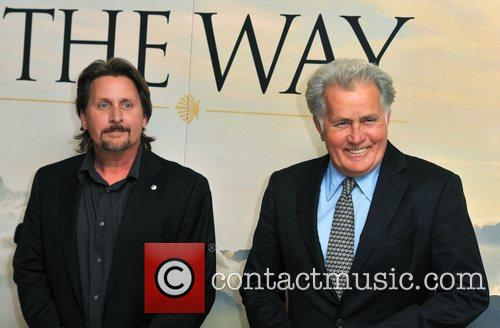 Emilio Estevez and Martin Sheen 9