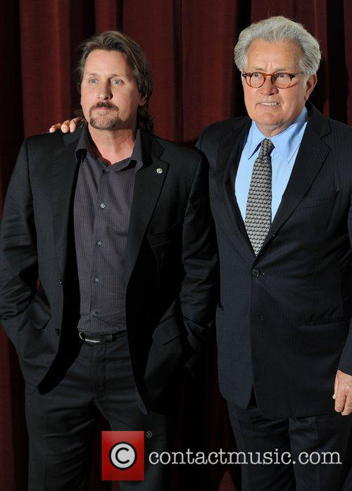 Emilio Estevez and Martin Sheen 7