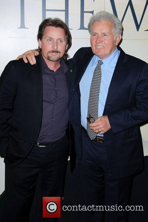 Emilio Estevez and Martin Sheen 11