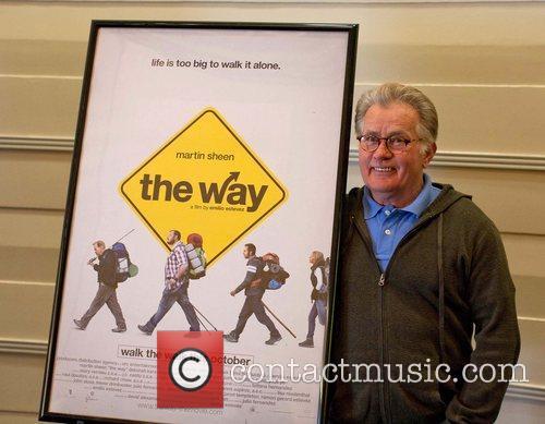 Martin Sheen advance screening of 'The Way' held...