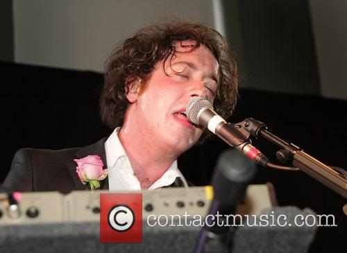 The Wombats perform live at Liverpool Leaf Tea...