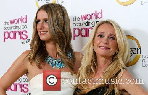 Nicky Hilton and Guest 'The World According To...