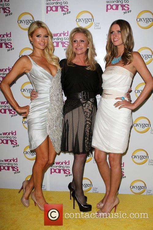Paris Hilton, Kathy Hilton and Nicky Hilton 2