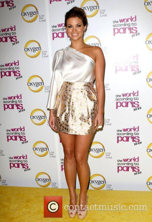 Amber Lancaster 'The World According To Paris' Series...