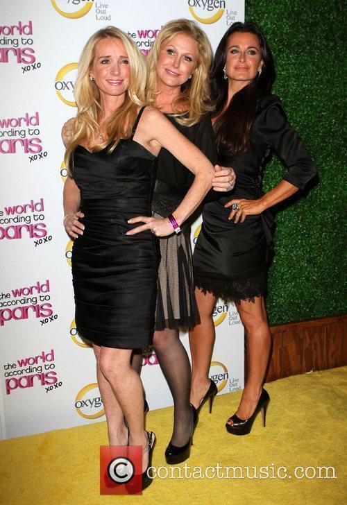 Kim Richards, Kathy Hilton and Kyle Richards 'The...