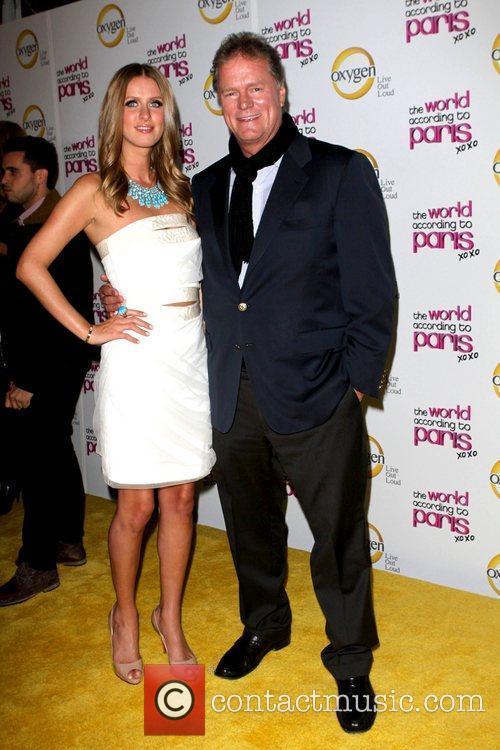 Nicky Hilton; Rick Hilton 'The World According To...