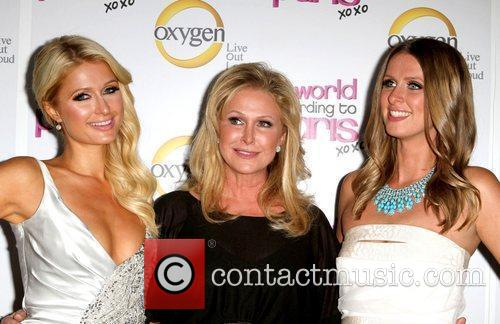 Paris Hilton; Kathy Hilton; Nicky Hilton 'The World...