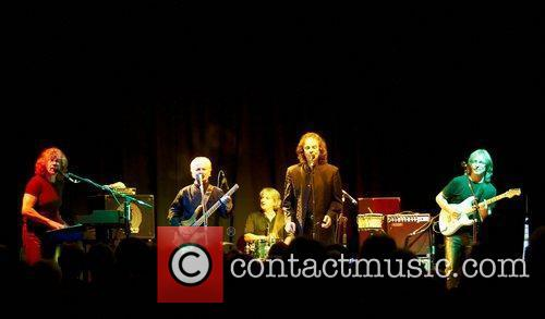 Rod Argent and Colin Blunstone The Zombies performing...