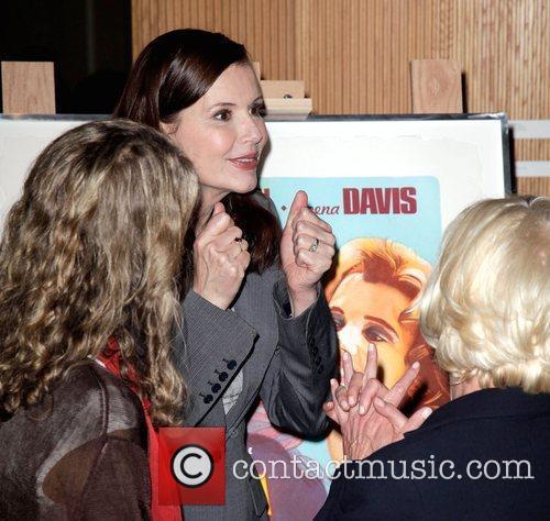 Mimi Polk Gitlin, Callie Khouri and Geena Davis 4