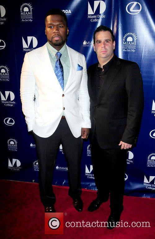 50 Cent and Randall Emmett 8
