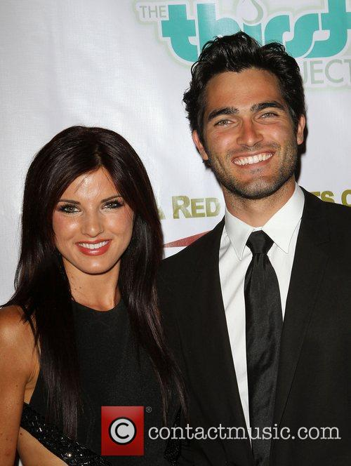 Brooke Smith and Tyler Hoechlin