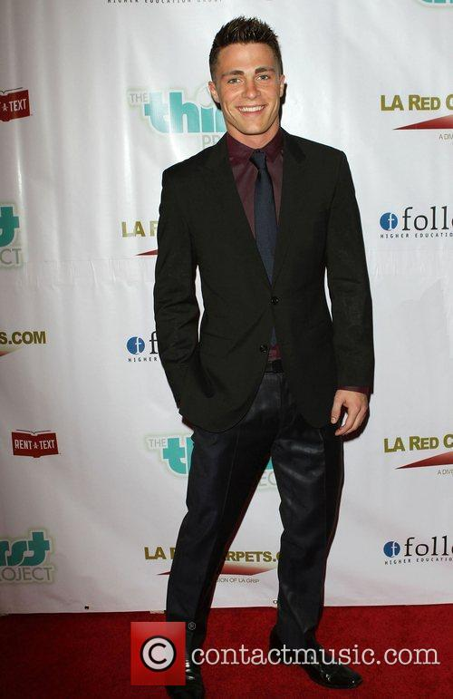 Colton Haynes The 2nd Annual Thirst Gala held...