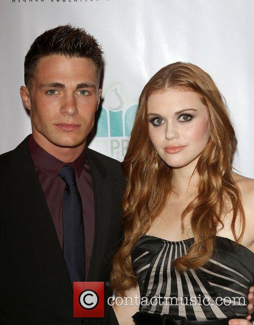 Colton Haynes, Holland Roden The 2nd Annual Thirst...