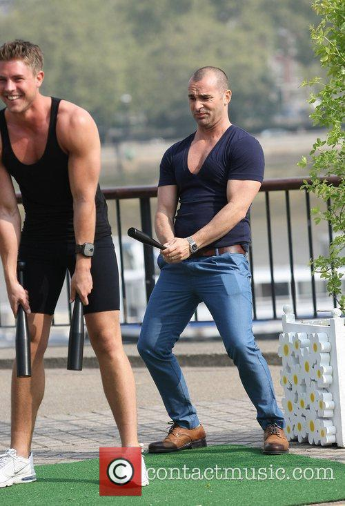 Louie Spence 8