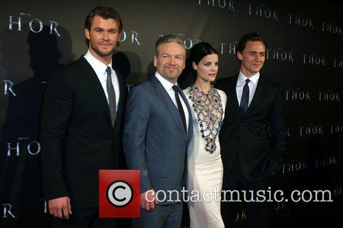 Chris Hemsworth - The world premiere of Thor held at Event ...