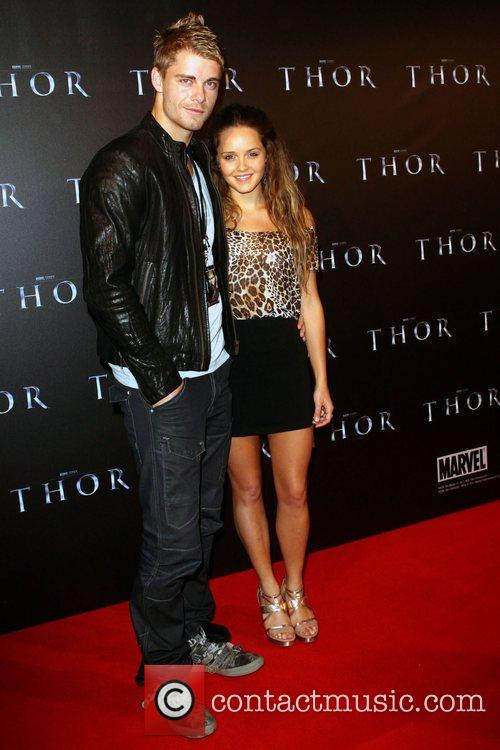 The world premiere of Thor held at Event...