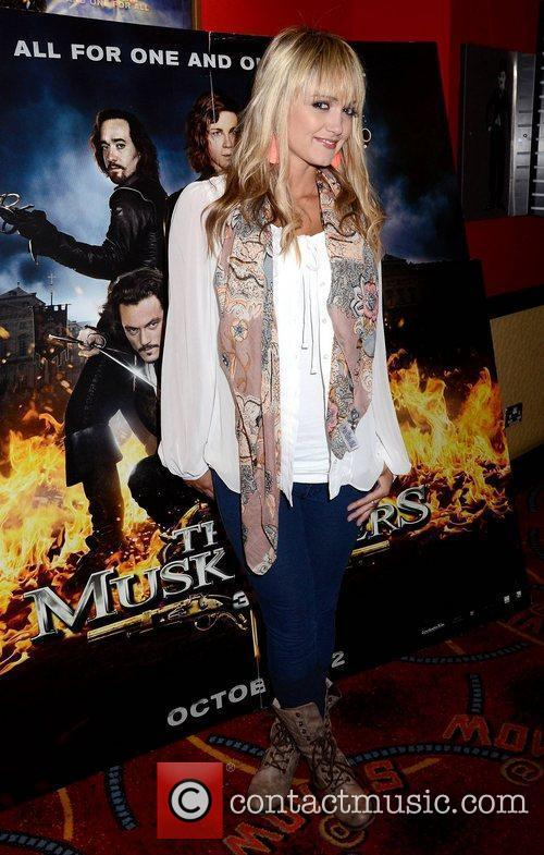 Irish premiere of 'The Three Musketeers' in 3D,...
