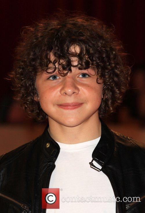 Daniel Roche 'The Three Musketeers' World film premiere...