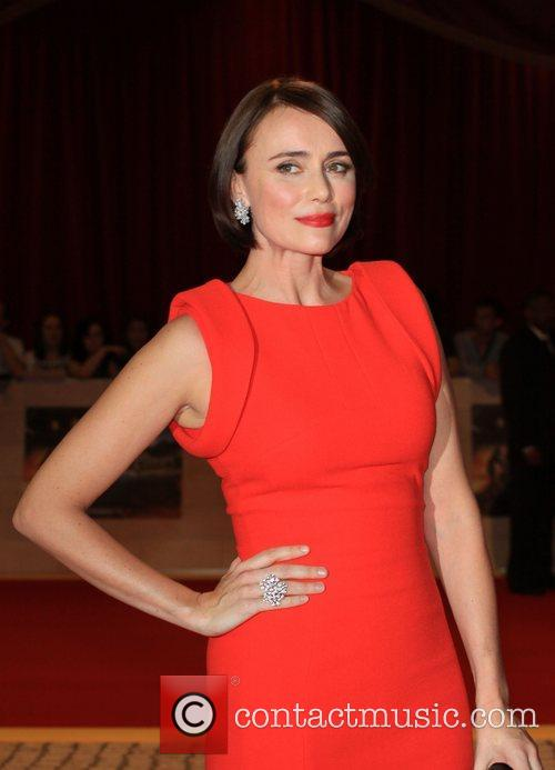 Keeley Hawes 'The Three Musketeers' World film premiere...