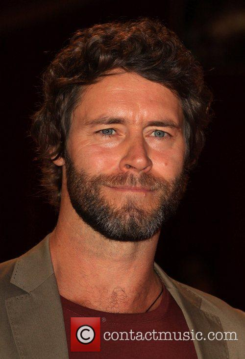Howard Donald 'The Three Musketeers' UK film premiere...
