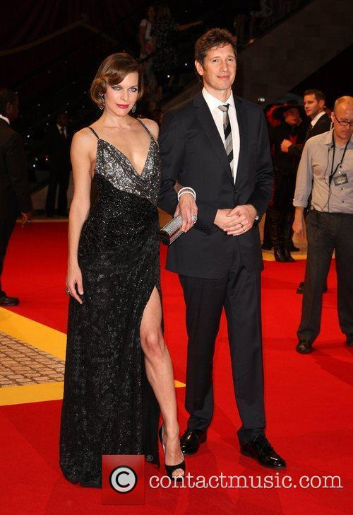 Milla Jovovich and Paul Anderson 10