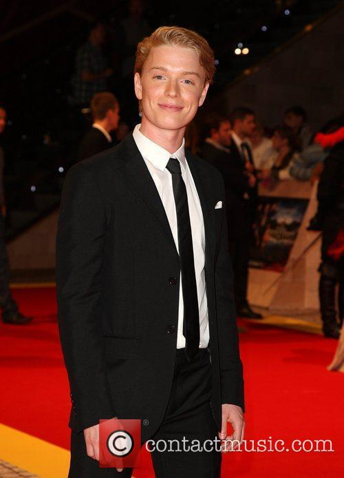 Freddie Fox 'The Three Musketeers' World film premiere...